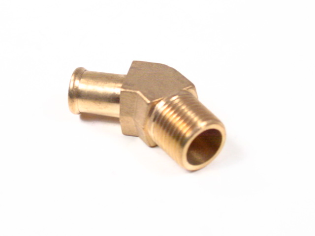 Obx universal brass oil coolant fluid hose fitting