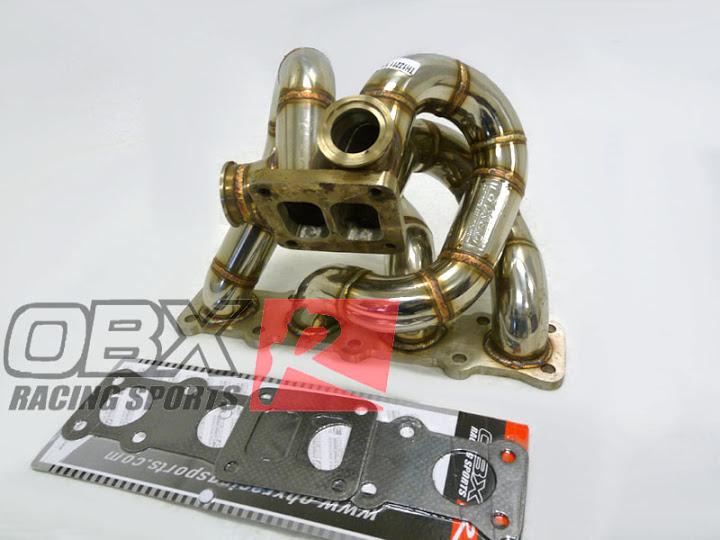 Obx Turbo Manifold Header For 2011 2013 Hyundai Genesis